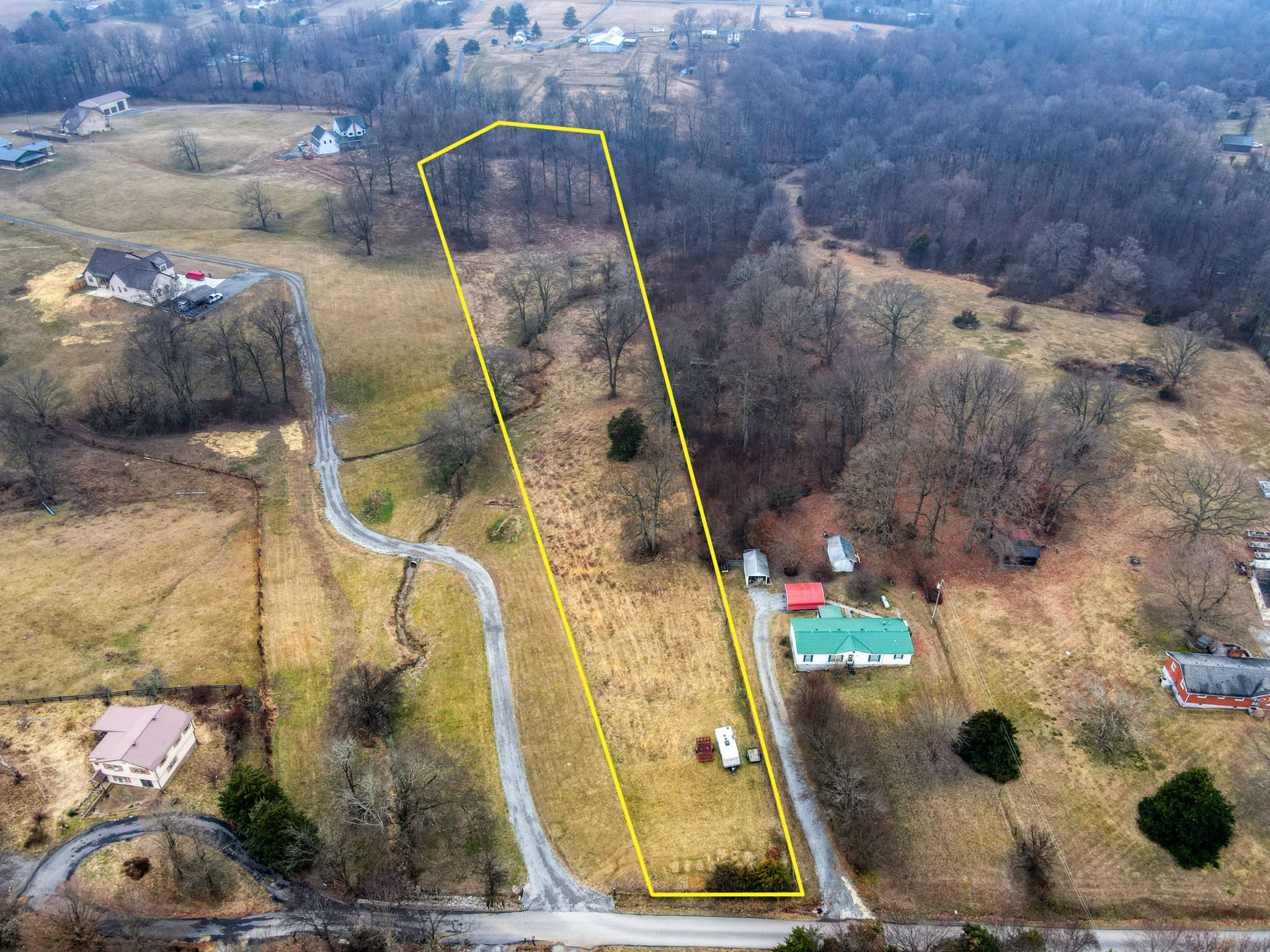152 Roark Rd Property Photo - Cottontown, TN real estate listing