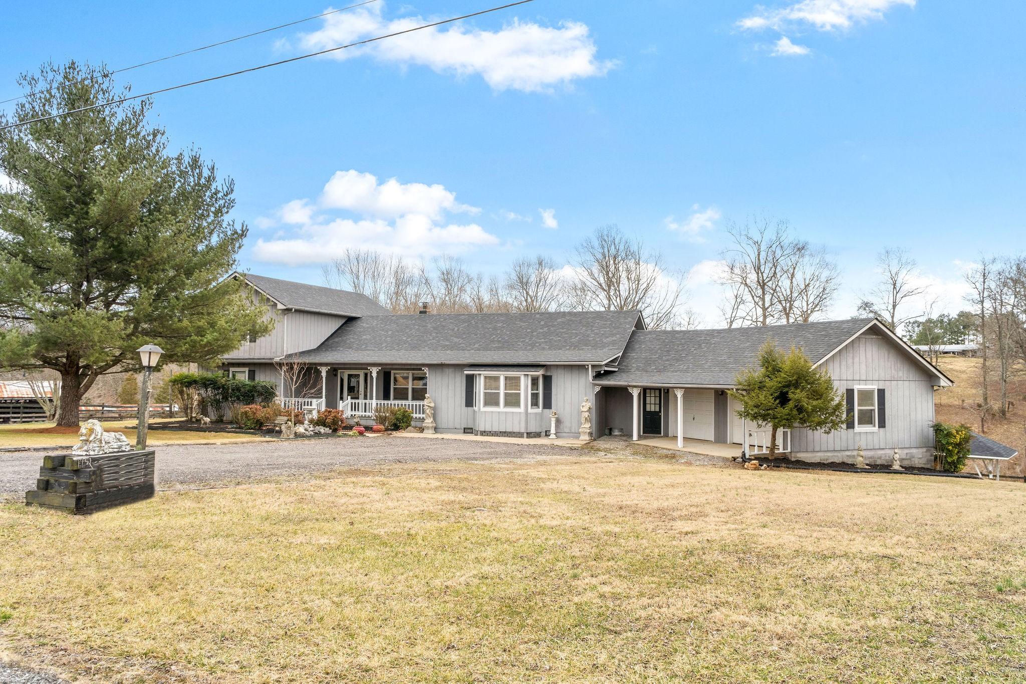 1751 Jim Kim Rd Property Photo - Cunningham, TN real estate listing