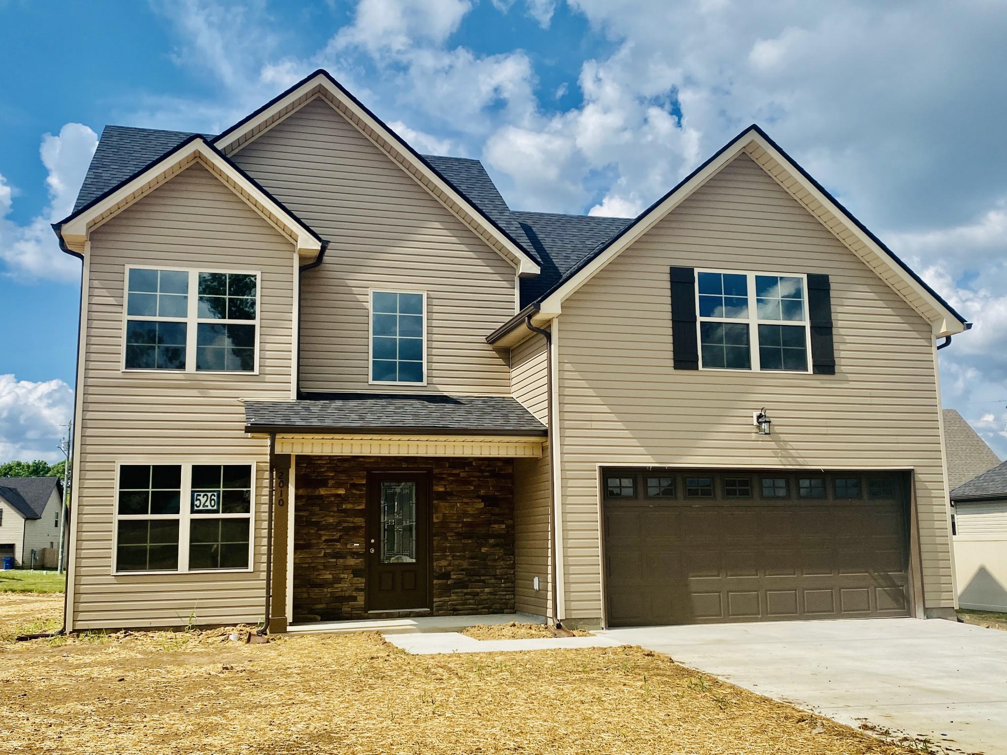 2010 Hackensack Ln, Property Photo - Smyrna, TN real estate listing