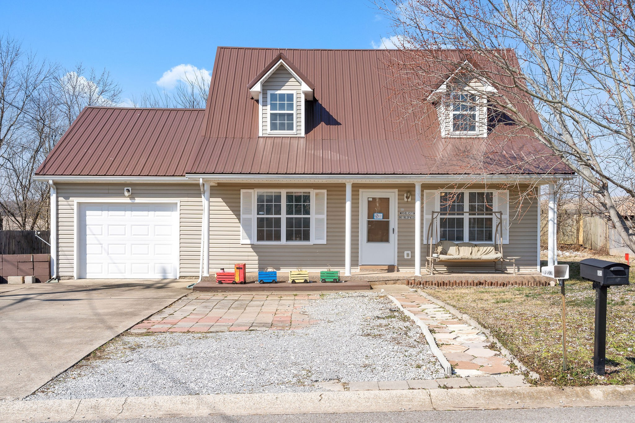 685 Artic Ave Property Photo - Oak Grove, KY real estate listing
