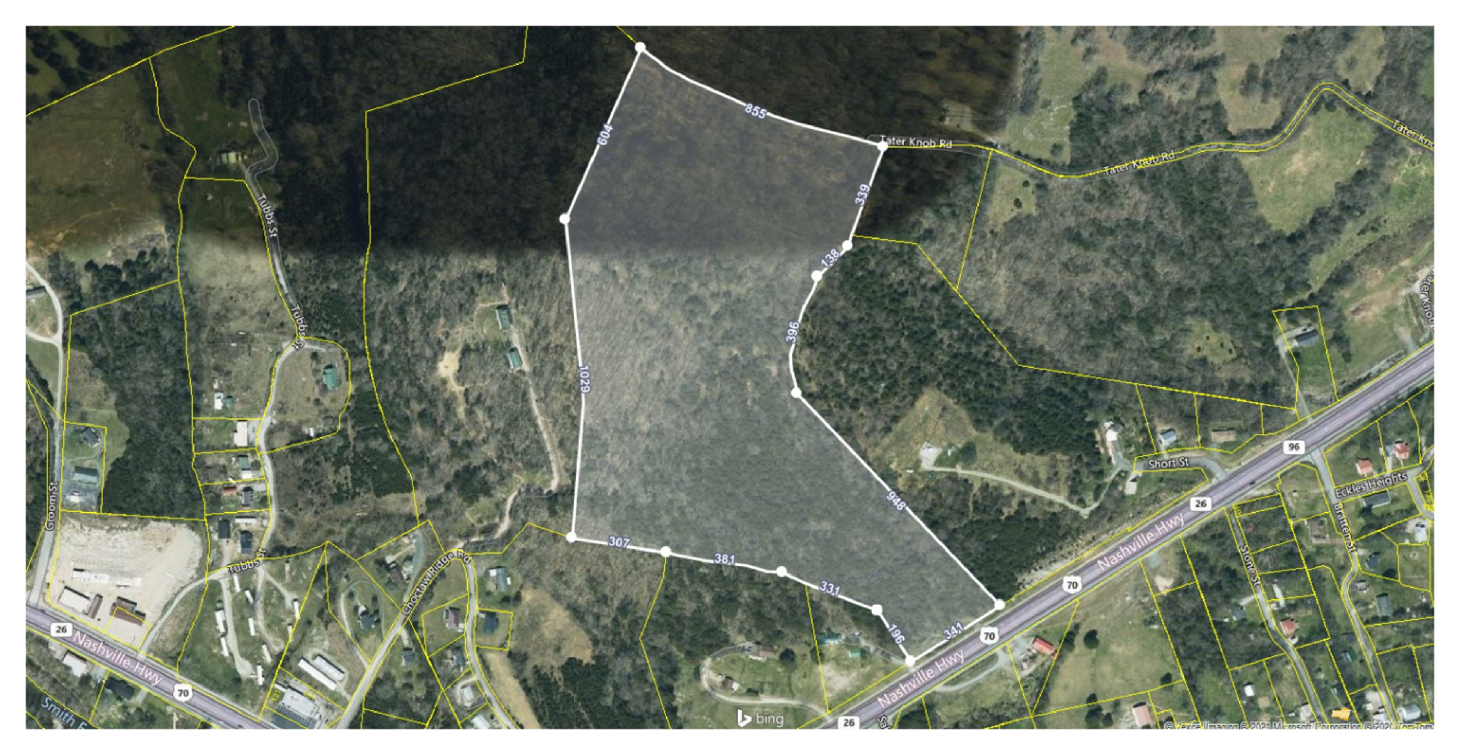 0 U.S. Highway 70 Property Photo - Liberty, TN real estate listing