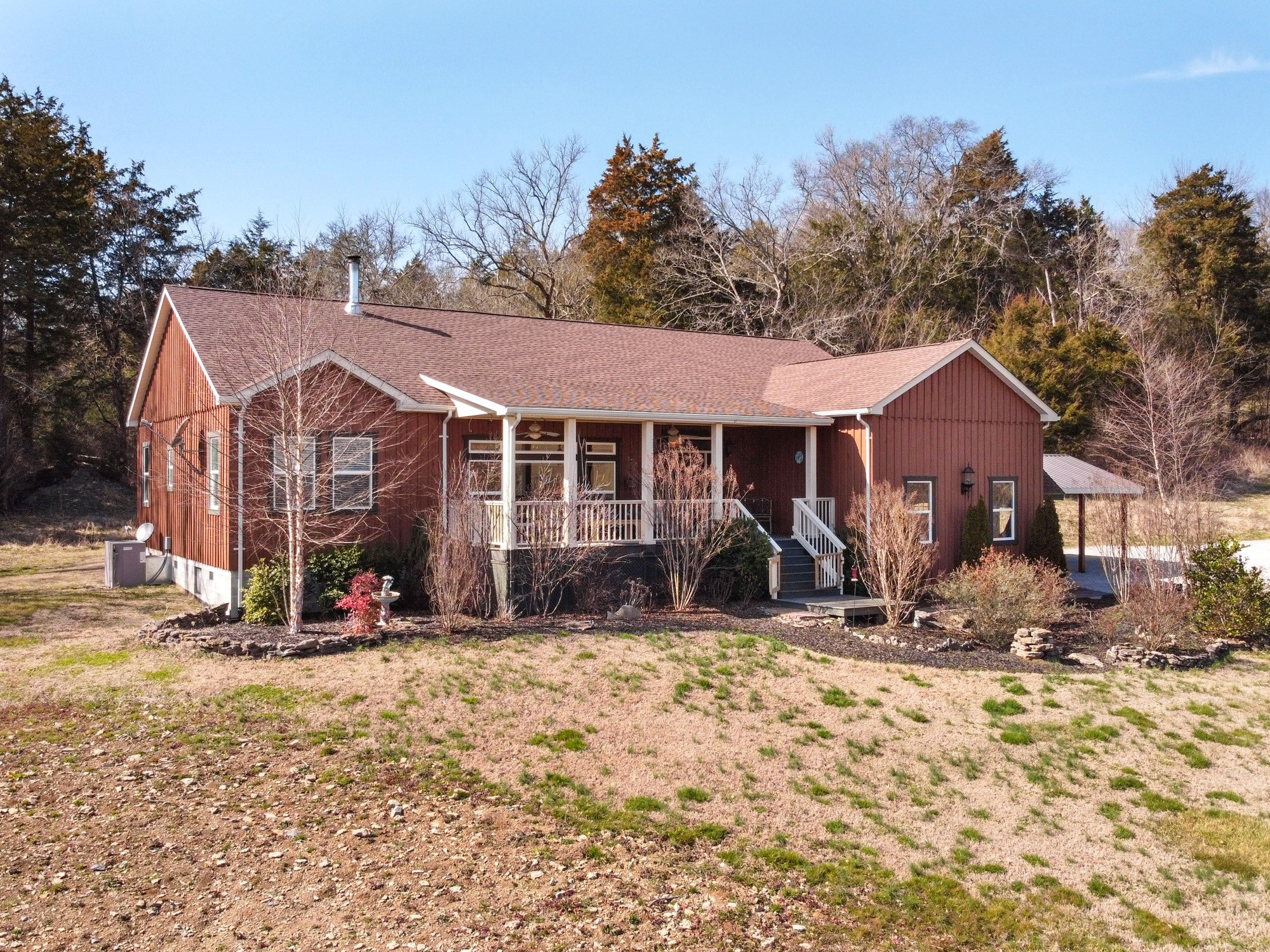 2214 Happy Hill Rd Property Photo - Lynnville, TN real estate listing