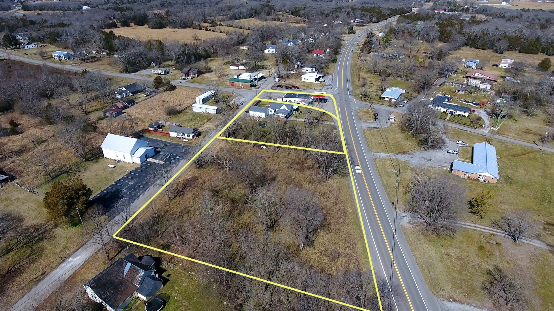 3627 Highway 41A N Property Photo - Unionville, TN real estate listing