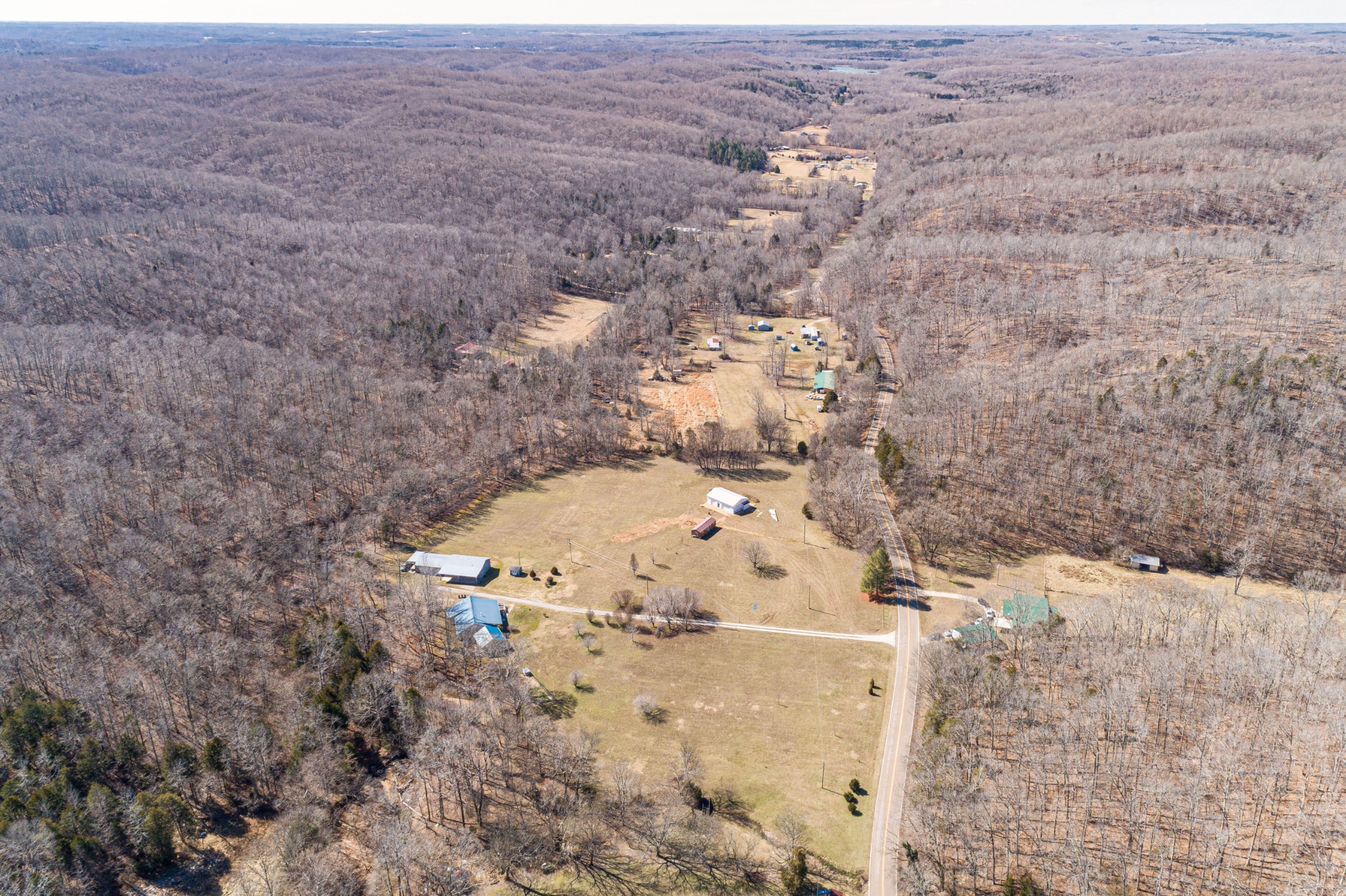 15131 Highway 438 W W Property Photo - Linden, TN real estate listing