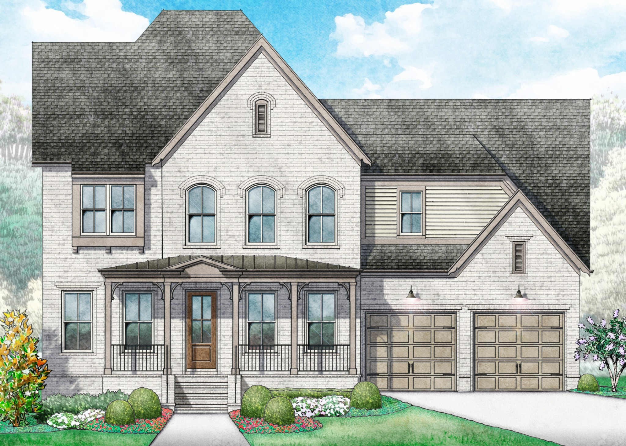 873 Cheltenham Ave, Lot # 2145 Property Photo - Franklin, TN real estate listing
