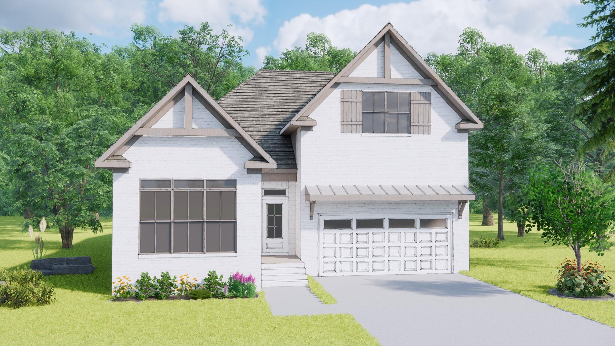 144 Lenham Dr Property Photo - Brentwood, TN real estate listing