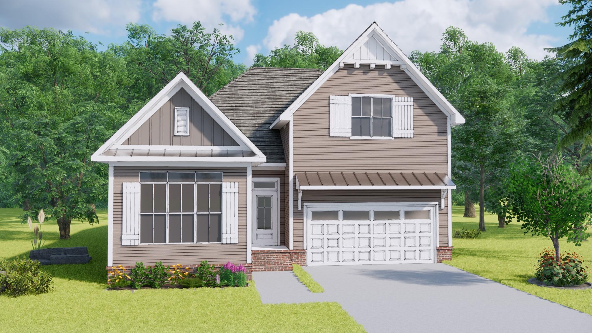 162 Lenham Dr Property Photo - Brentwood, TN real estate listing