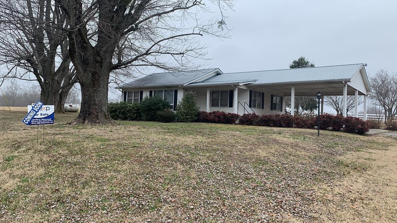 40 Indian Creek Rd Property Photo - Huntland, TN real estate listing