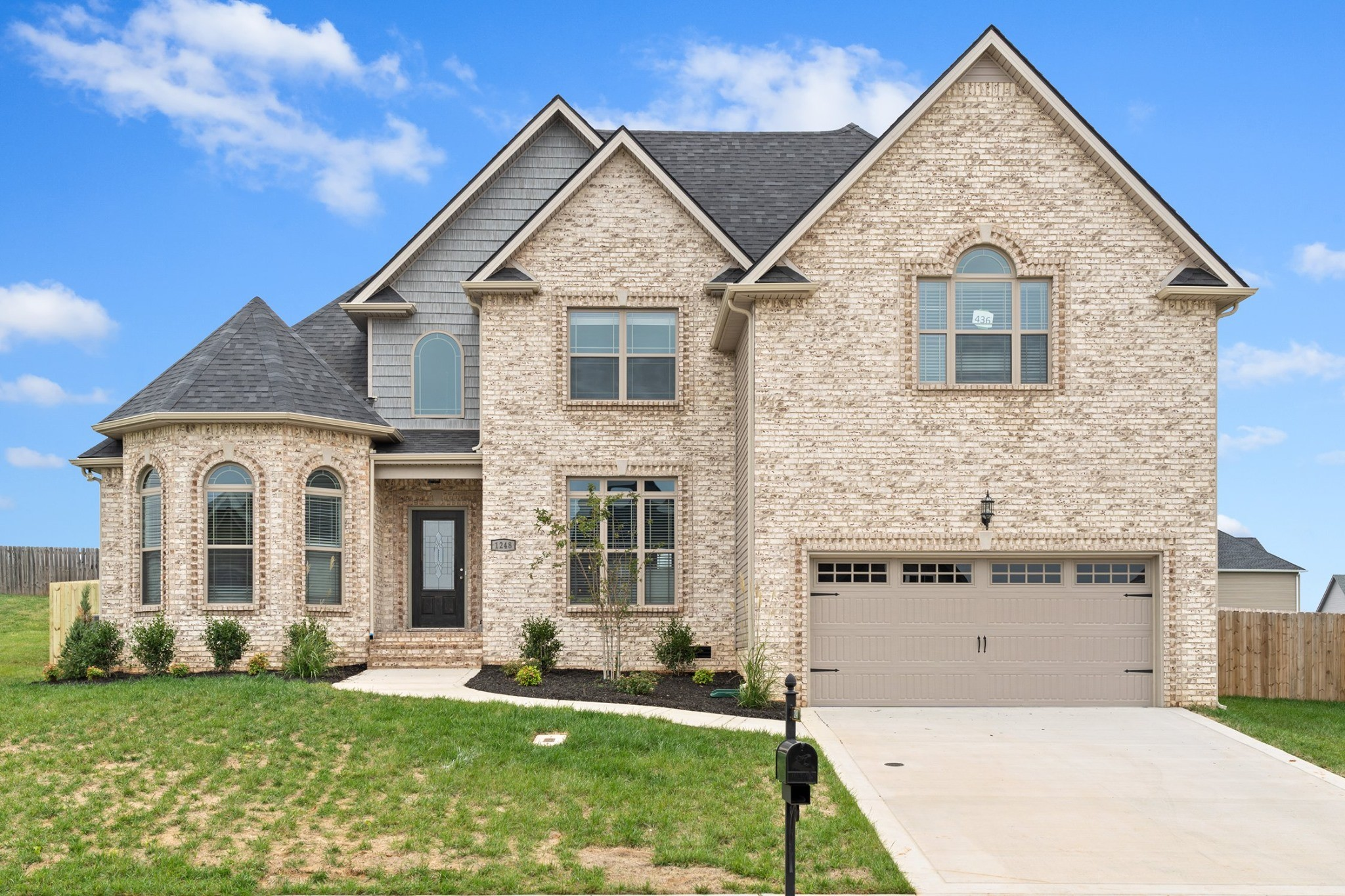 1341 Apple Blossom Rd Lot 155 Property Photo - Clarksville, TN real estate listing