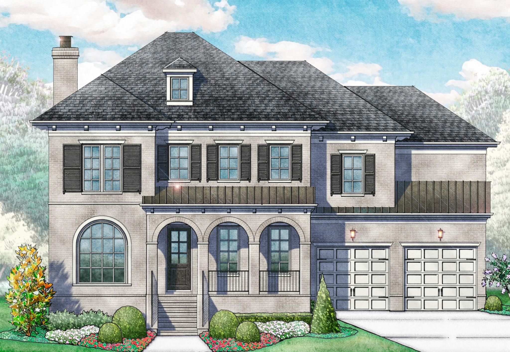 901 Cheltenham Ave, Lot # 2144 Property Photo - Franklin, TN real estate listing