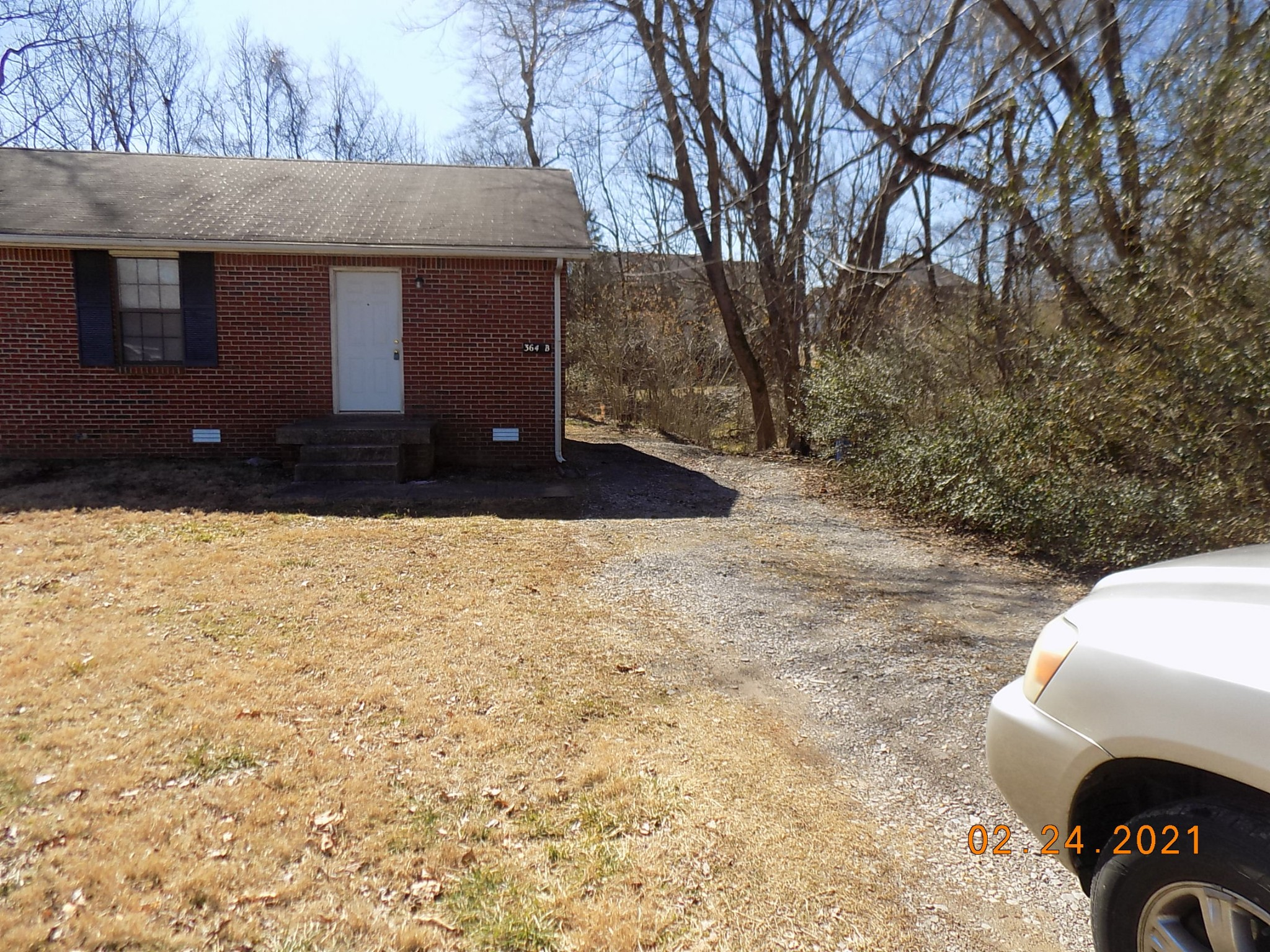 364 Ryder Ave #B Property Photo - Clarksville, TN real estate listing
