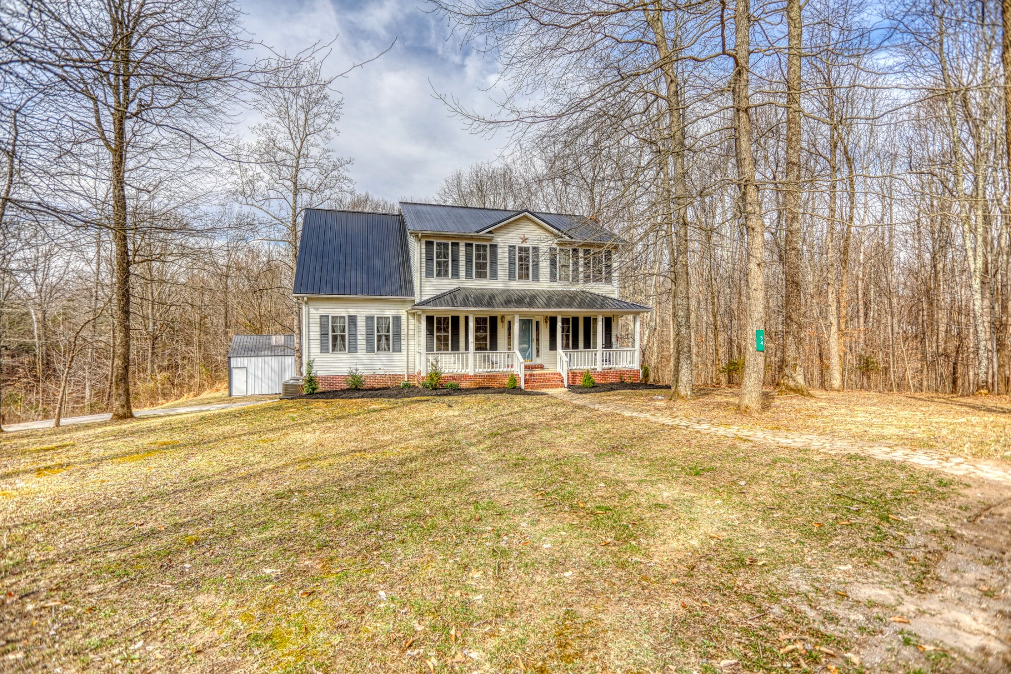 54 Turkey Foot Ln Property Photo - Scottsville, KY real estate listing
