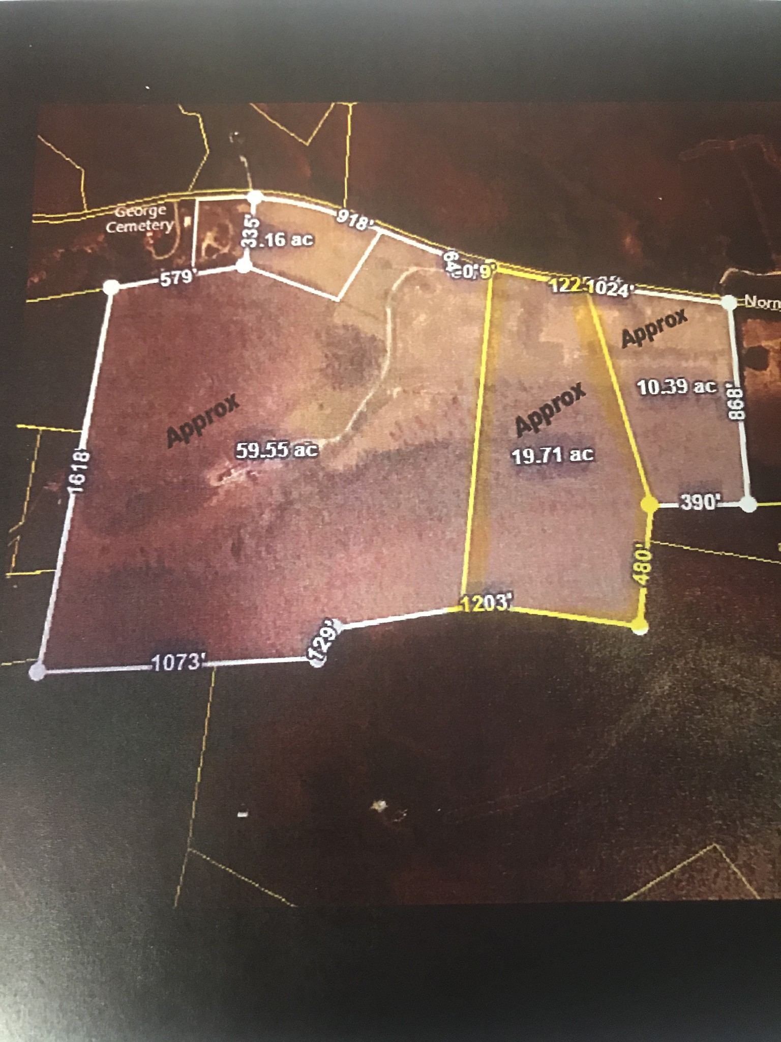 0 Normandy Rd (18 acres) Property Photo - Normandy, TN real estate listing