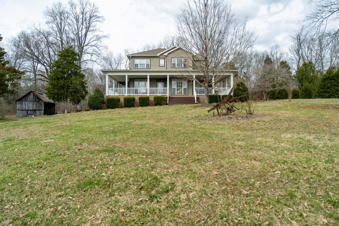 1626 Soules Chapel Rd Property Photo - Cumberland Furnace, TN real estate listing