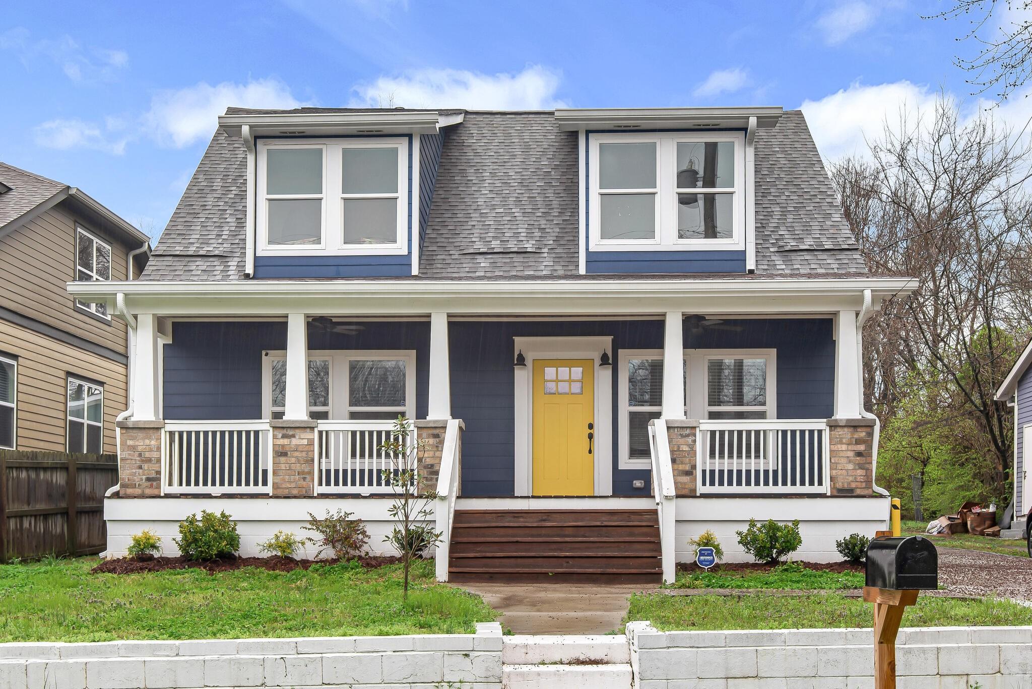 1011 Sharpe Ave Property Photo - Nashville, TN real estate listing