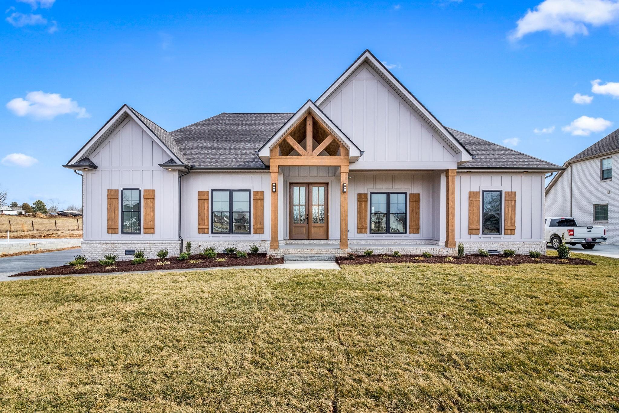 364 Ellington Dr Property Photo - Clarksville, TN real estate listing