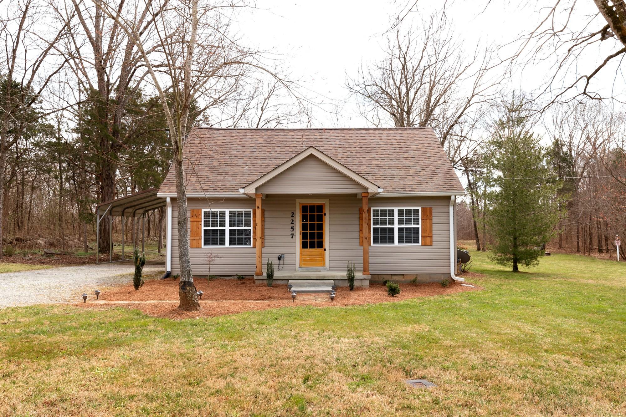 2257 Nashville Hwy Property Photo - Lewisburg, TN real estate listing