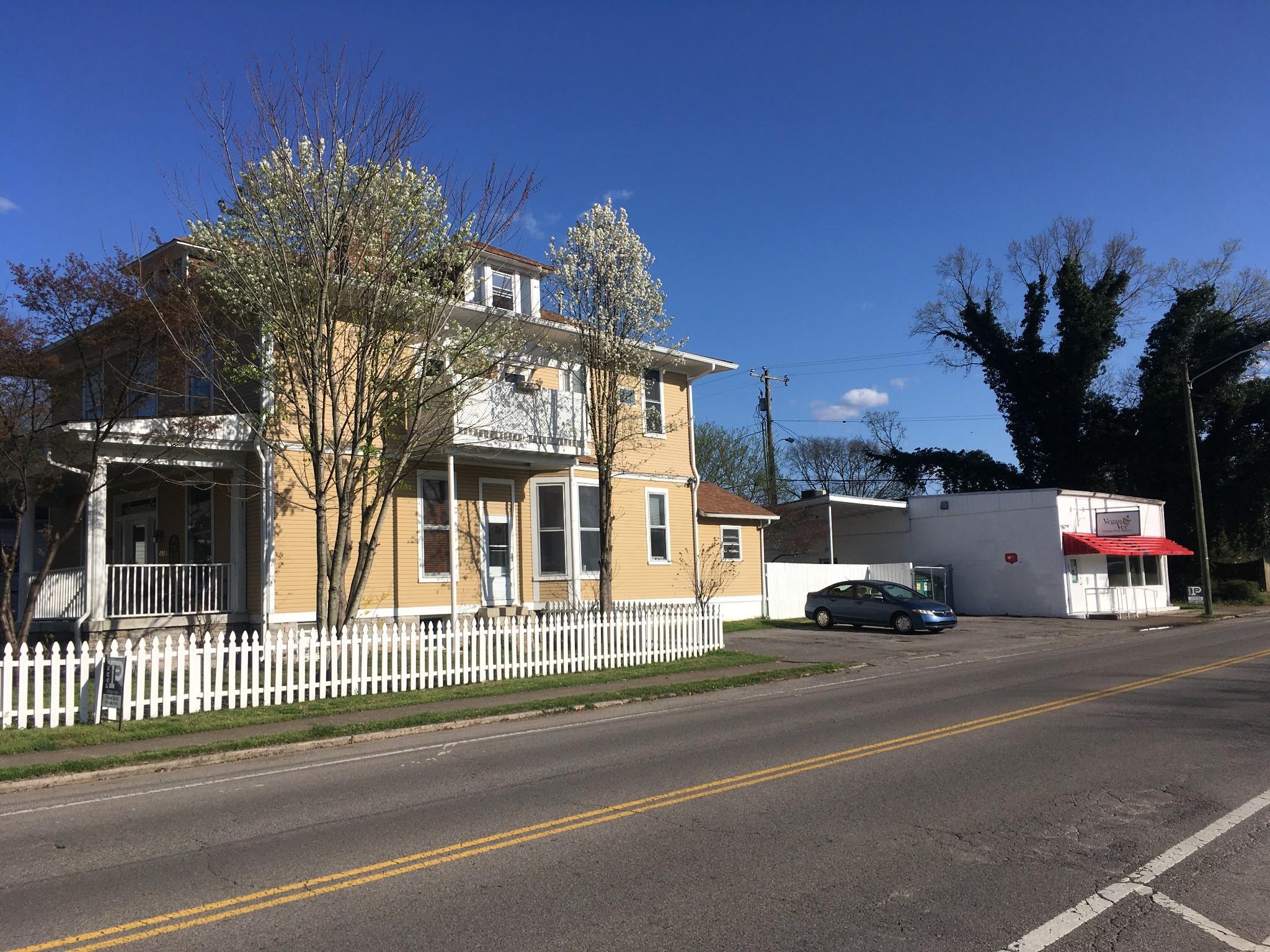 4511 Elkins Ave Property Photo - Nashville, TN real estate listing