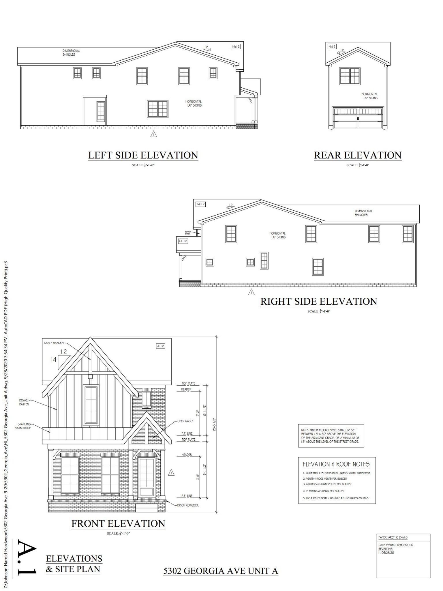 5302 Georgia Ave # A #A Property Photo - Nashville, TN real estate listing