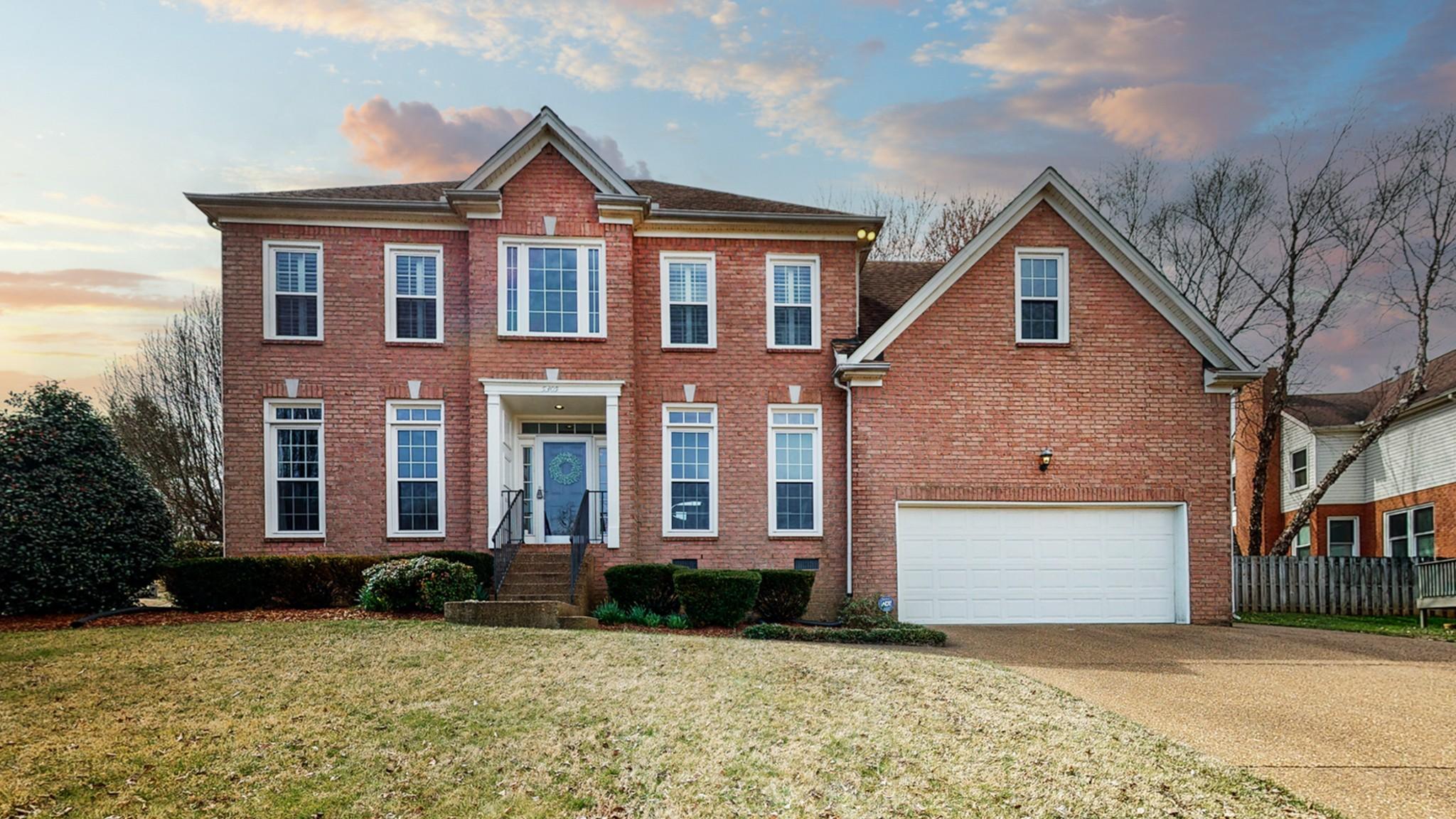 5305 Fredericksburg Way W Property Photo - Brentwood, TN real estate listing