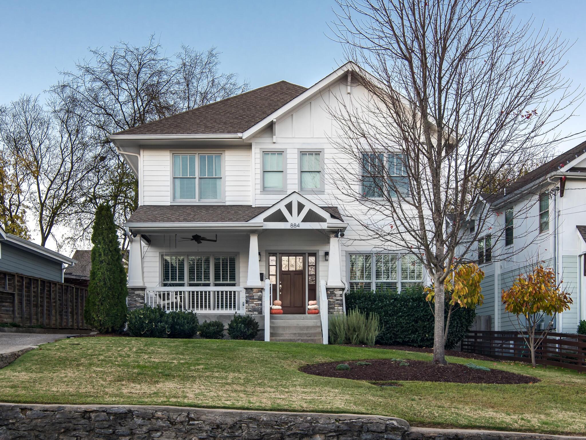 884 Montrose Ave Property Photo - Nashville, TN real estate listing