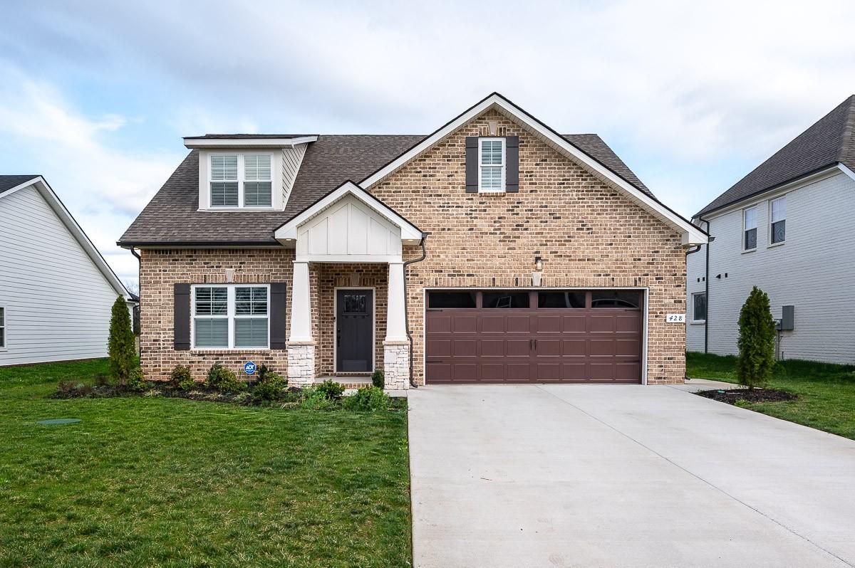 428 Beulah Rose Dr Property Photo - Murfreesboro, TN real estate listing