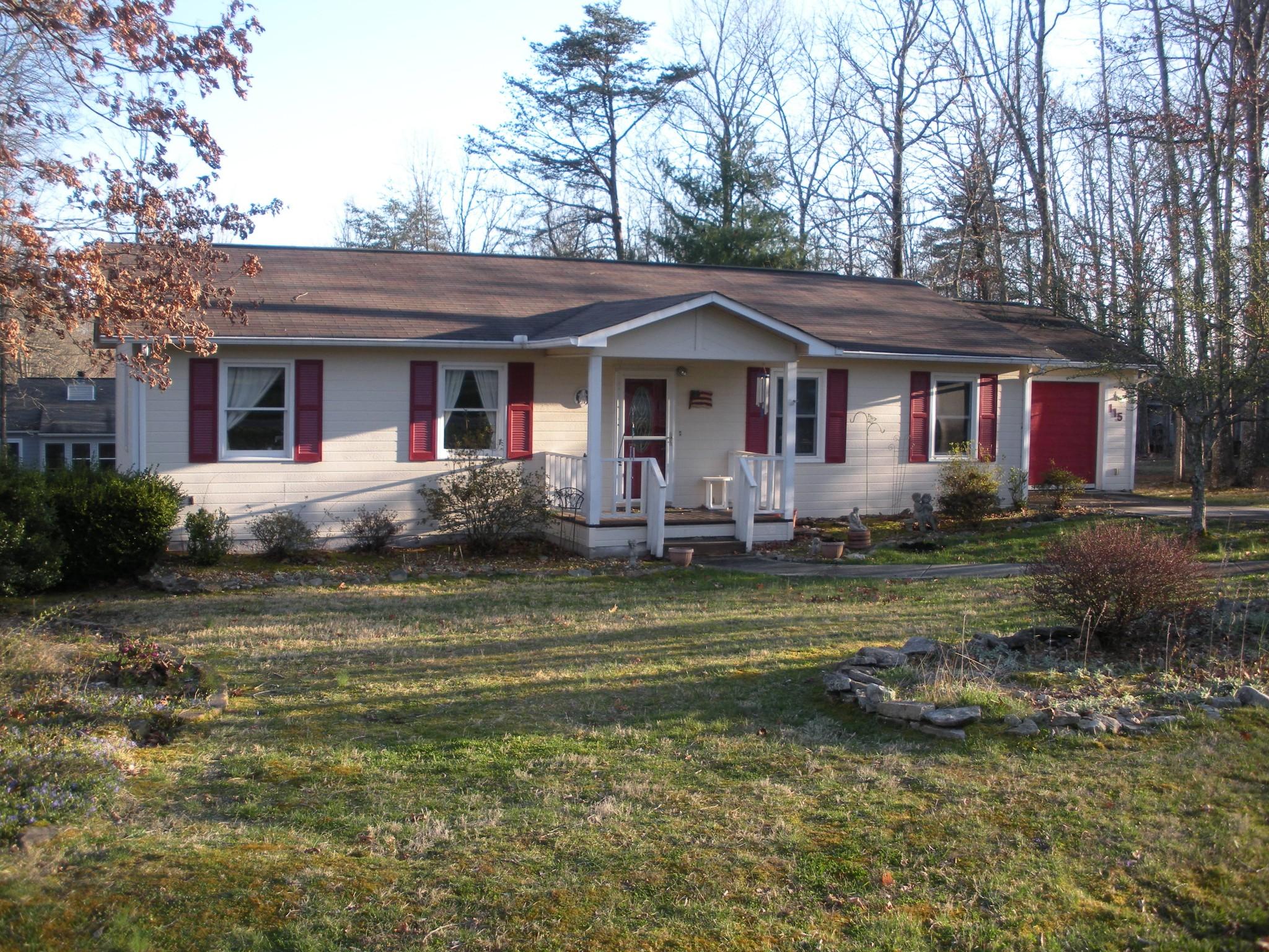 115 Britton Ln Property Photo - Crossville, TN real estate listing