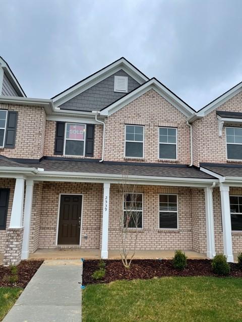 2539 Salem Creek Dr #4 Property Photo - Murfreesboro, TN real estate listing