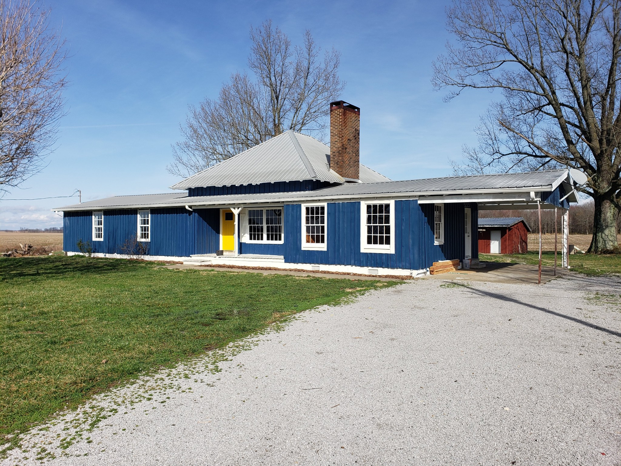 3200 SIMMONS CEMETERY RD Property Photo - Herndon, KY real estate listing
