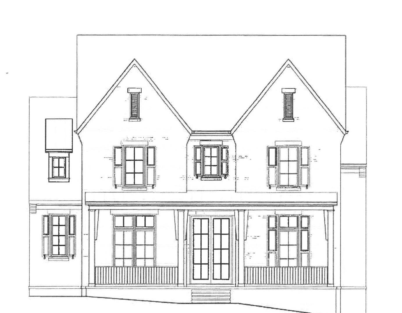 842 Cheltenham Ave, Lot # 2123 Property Photo - Franklin, TN real estate listing