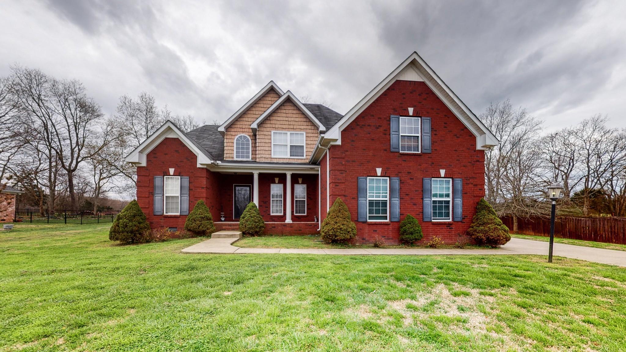 1311 John Hood Dr Property Photo - Rockvale, TN real estate listing