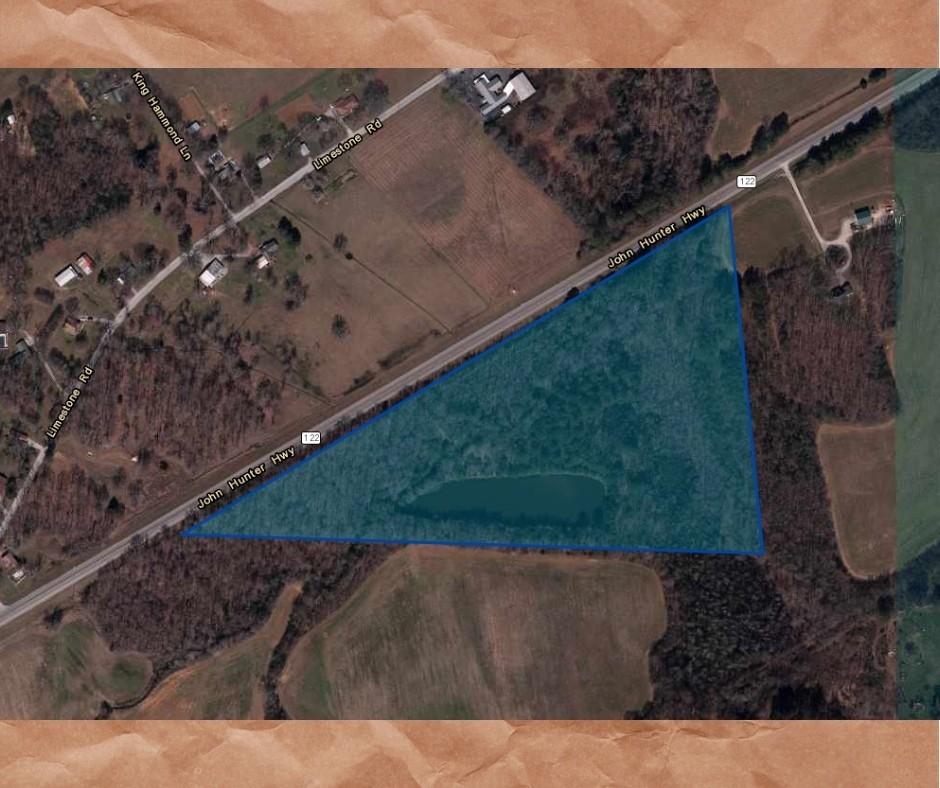 0 John Hunter Hwy Property Photo - Huntland, TN real estate listing