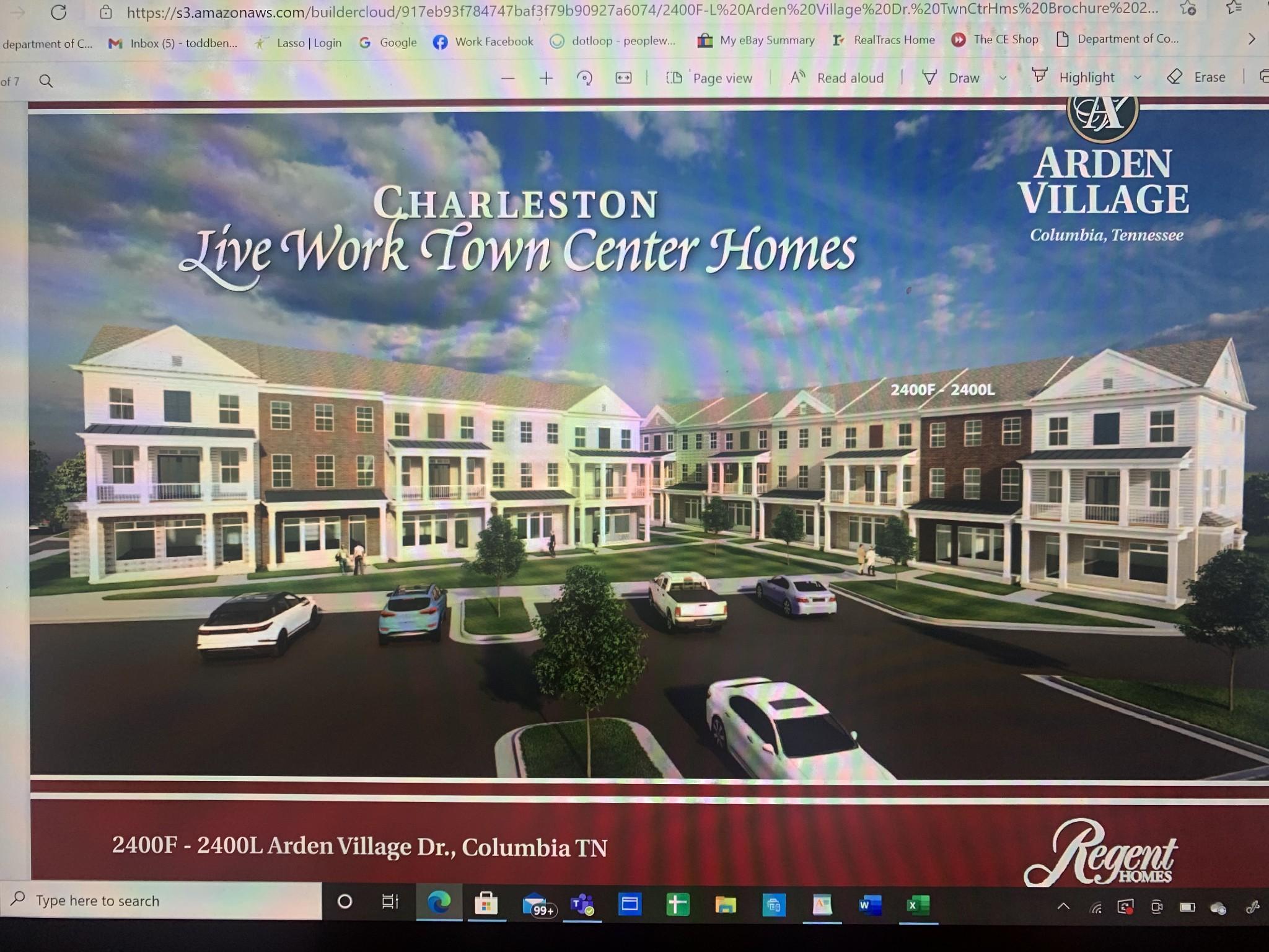 Arden Village Real Estate Listings Main Image