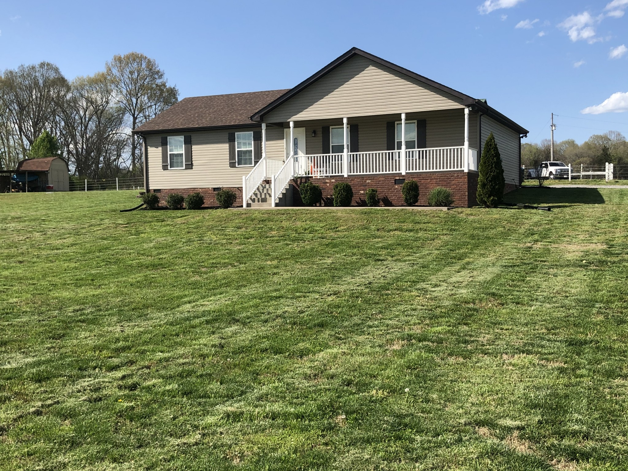 3700 Oldham Rd Property Photo - Castalian Springs, TN real estate listing