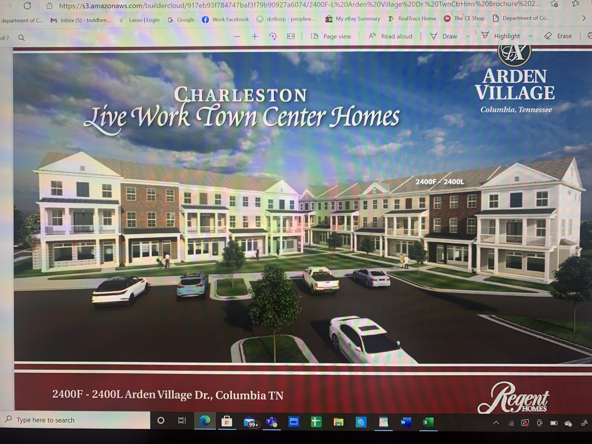 2400H Arden Village Drive #211-08 Property Photo - Columbia, TN real estate listing