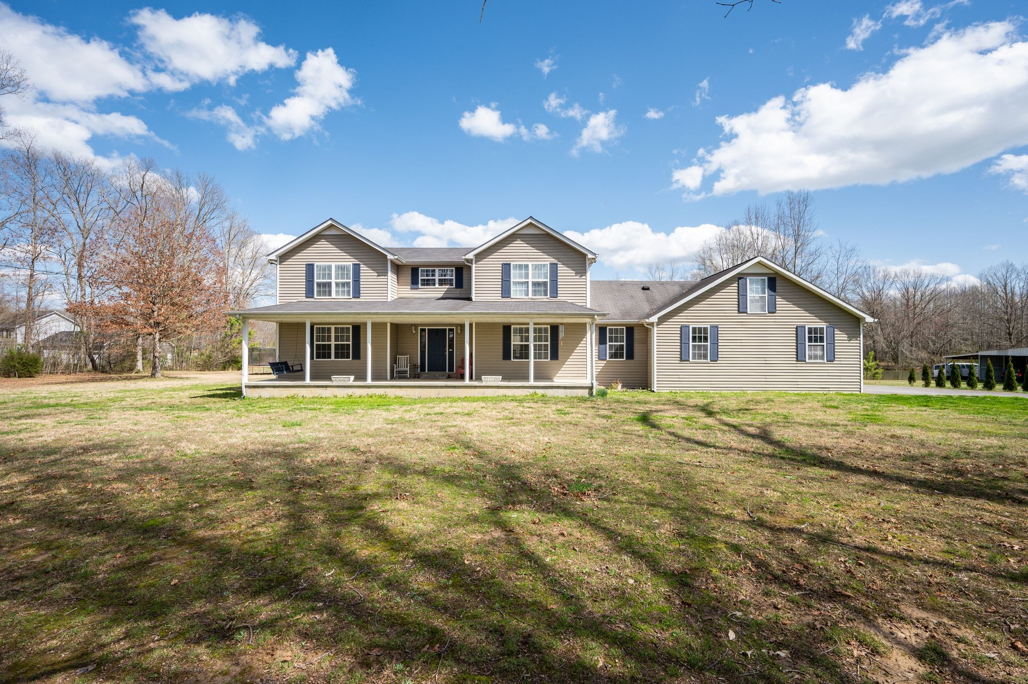 4818 Woodbury Highway Property Photo - Manchester, TN real estate listing