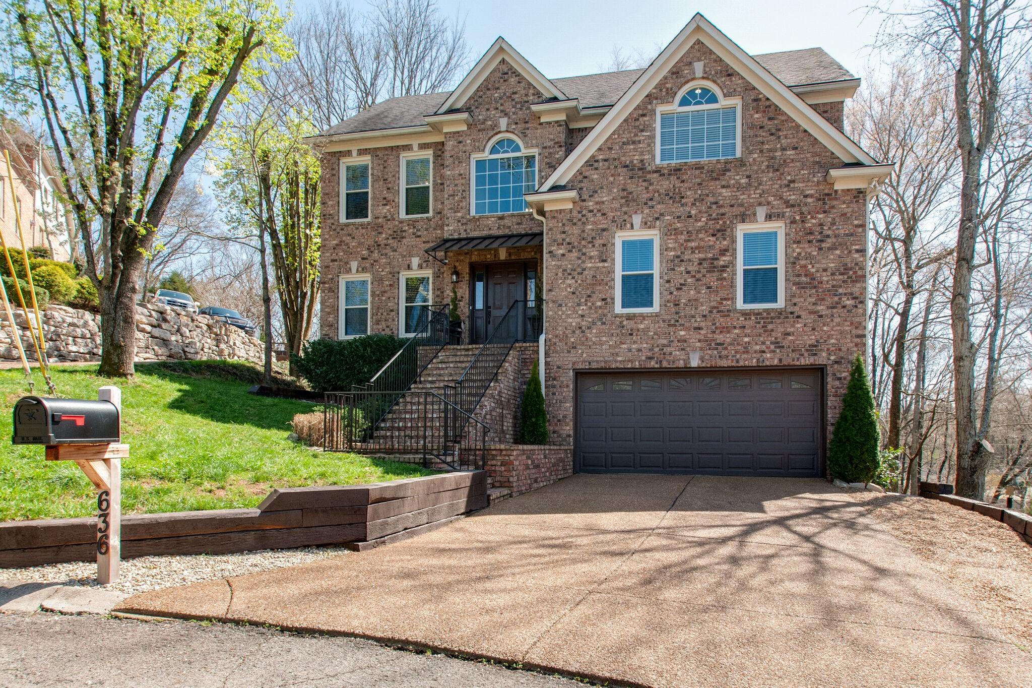 636 Indian Ridge Dr Property Photo - Nashville, TN real estate listing