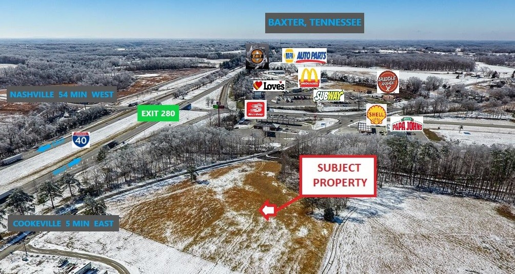 0 First Ave S Property Photo - Baxter, TN real estate listing