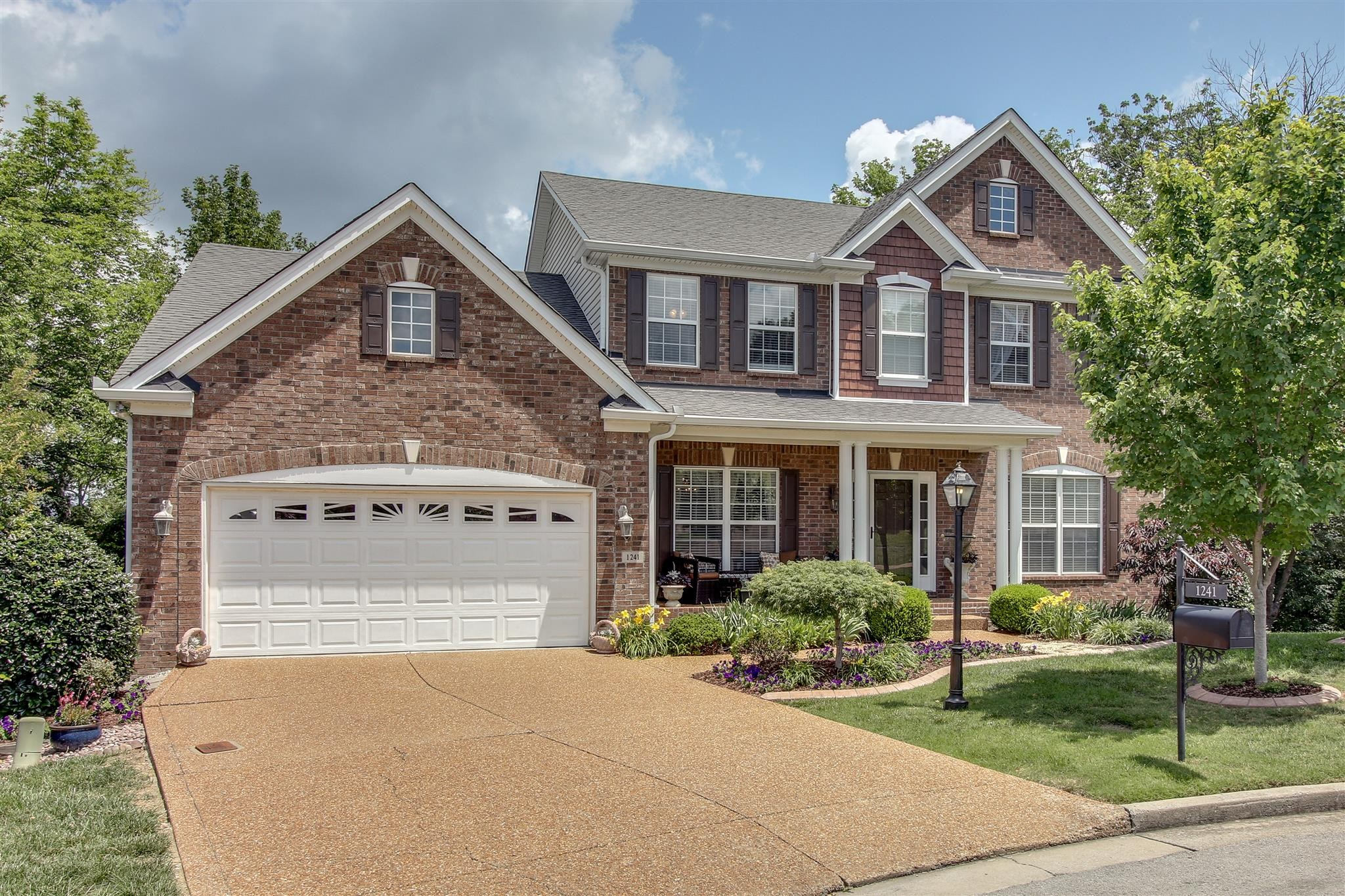 1241 Lighthouse Pl Property Photo - Brentwood, TN real estate listing