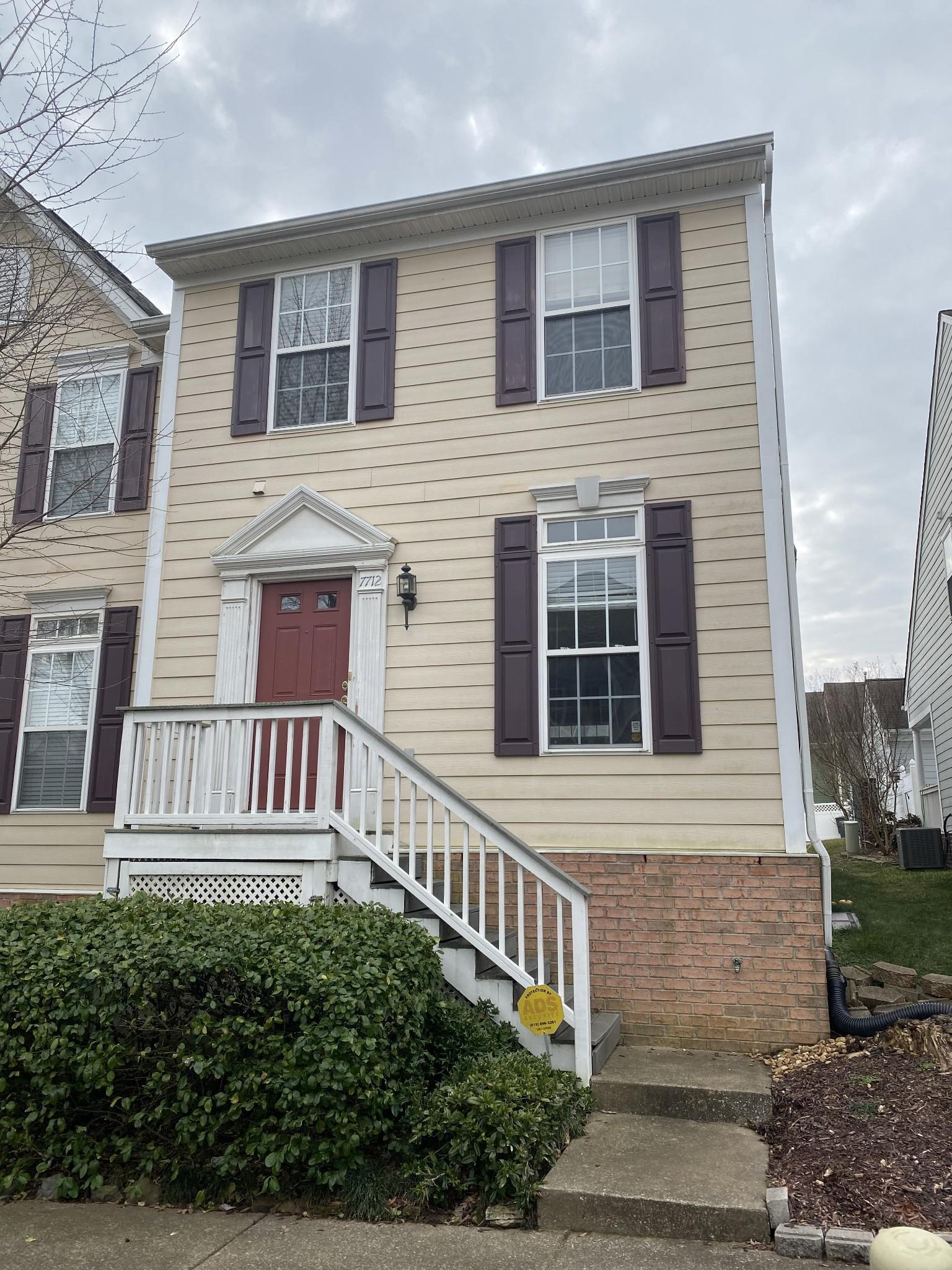 7712 Porter House Dr Property Photo - Nashville, TN real estate listing