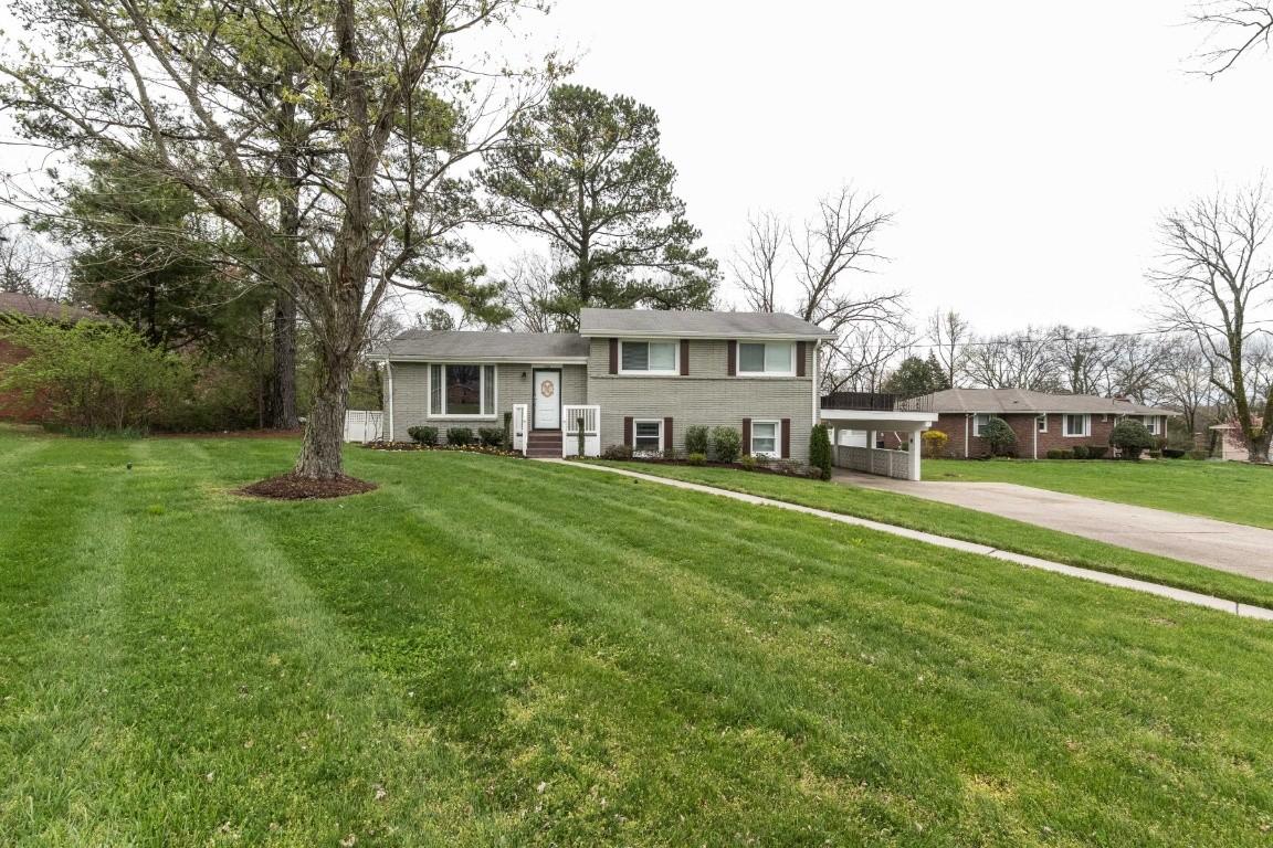 520 McDonald Dr Property Photo - Nashville, TN real estate listing