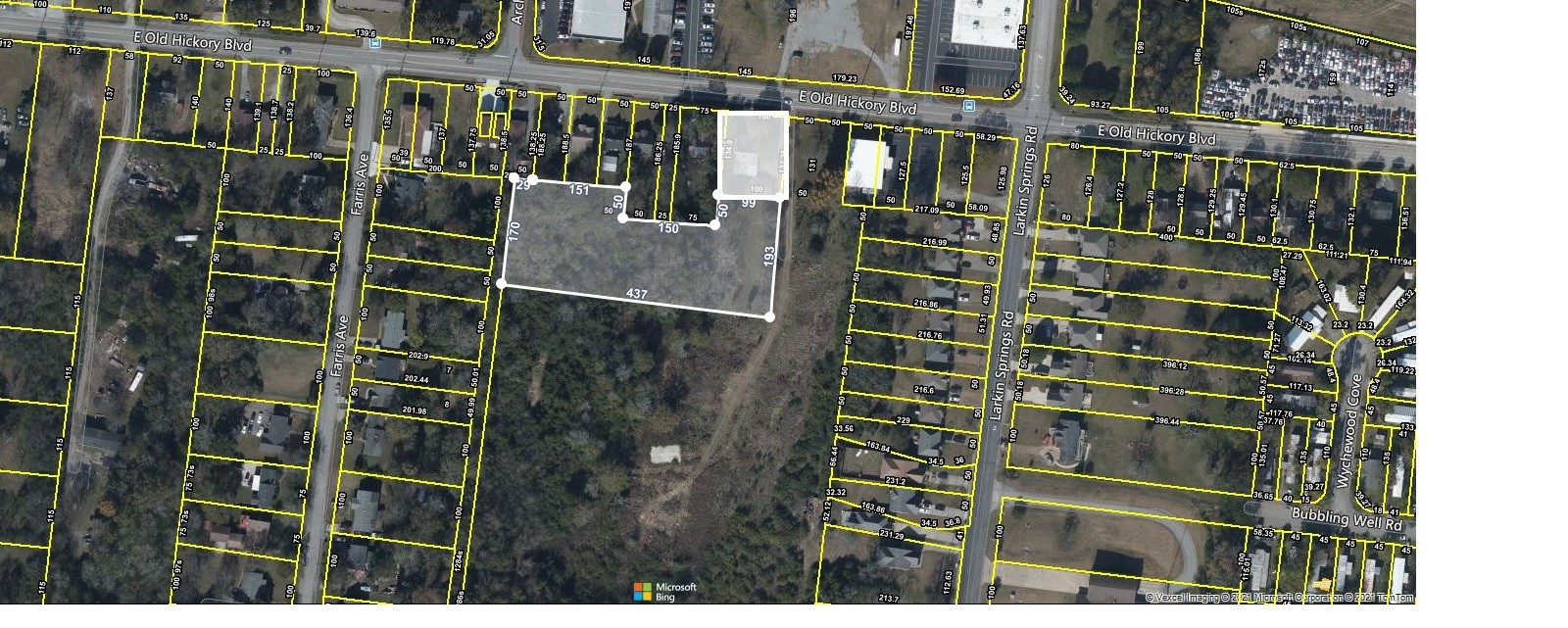 1018 E Old Hickory Blvd Property Photo - Madison, TN real estate listing