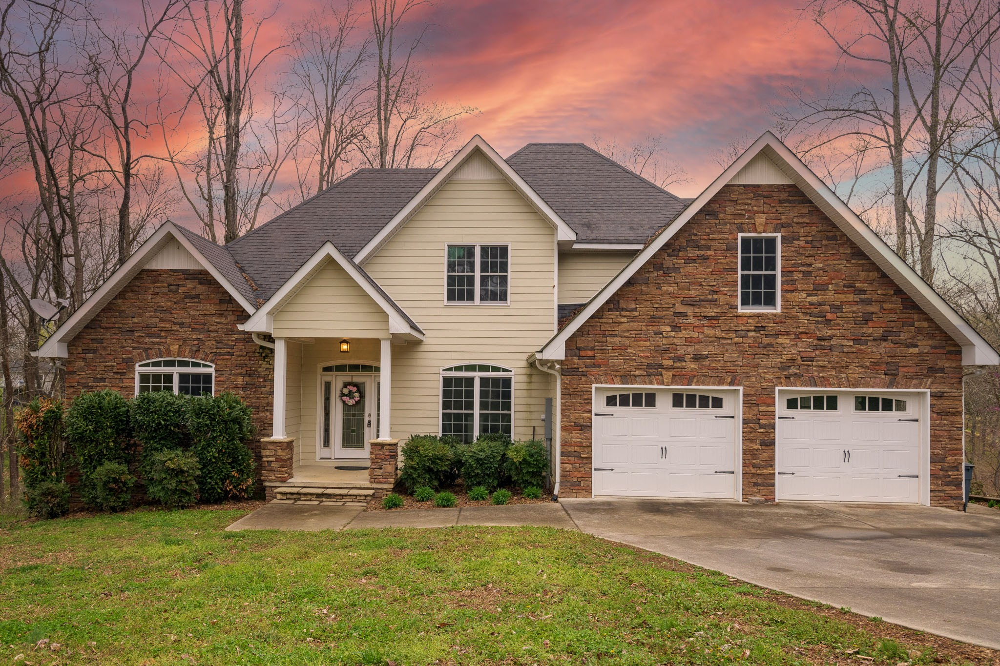 1354 CLINE RIDGE ROAD Property Photo - Winchester, TN real estate listing