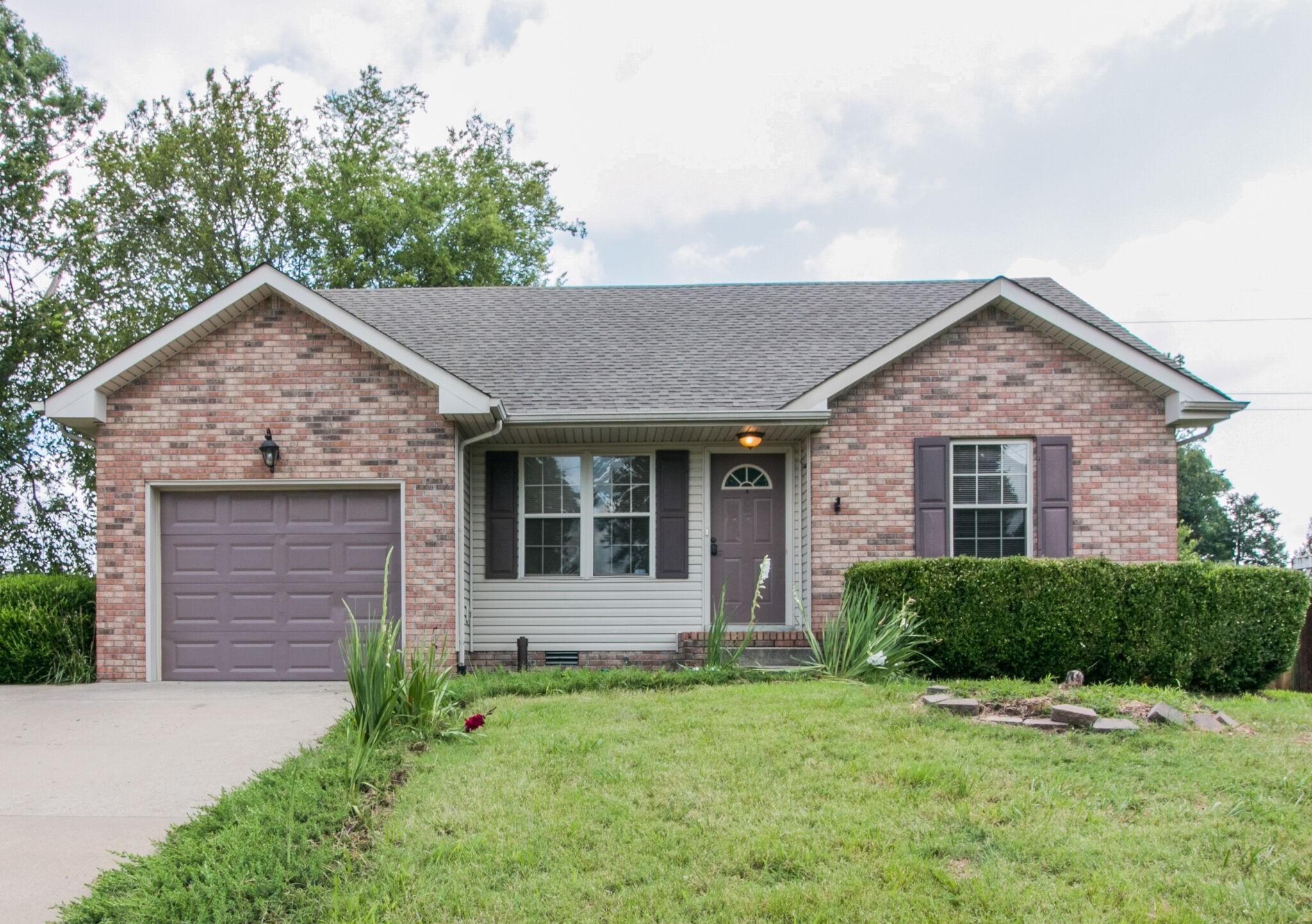 2503 Rafiki Dr Property Photo - Clarksville, TN real estate listing