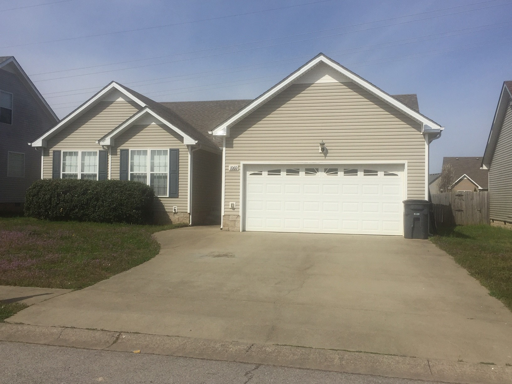 1060 Cindy Jo Ct Property Photo - Clarksville, TN real estate listing