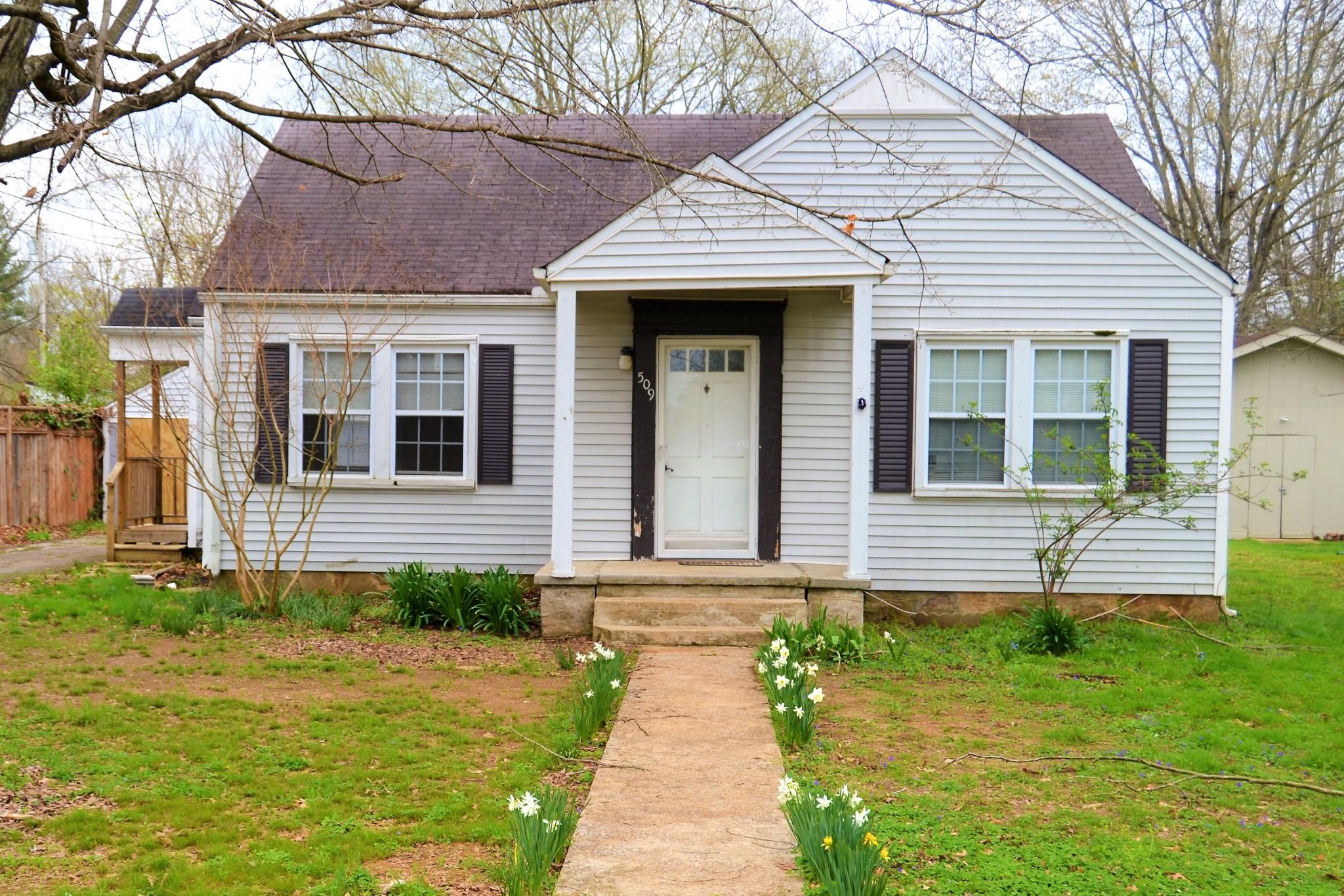 509 Ballentine St Property Photo - Pulaski, TN real estate listing