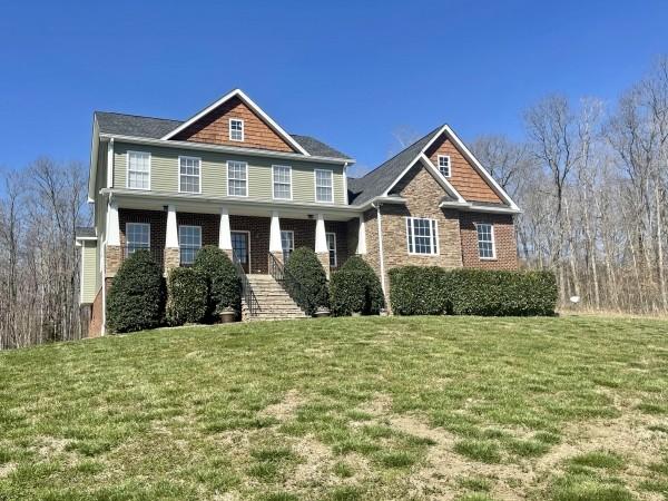 1440 St. Paul Road Property Photo - Charlotte, TN real estate listing
