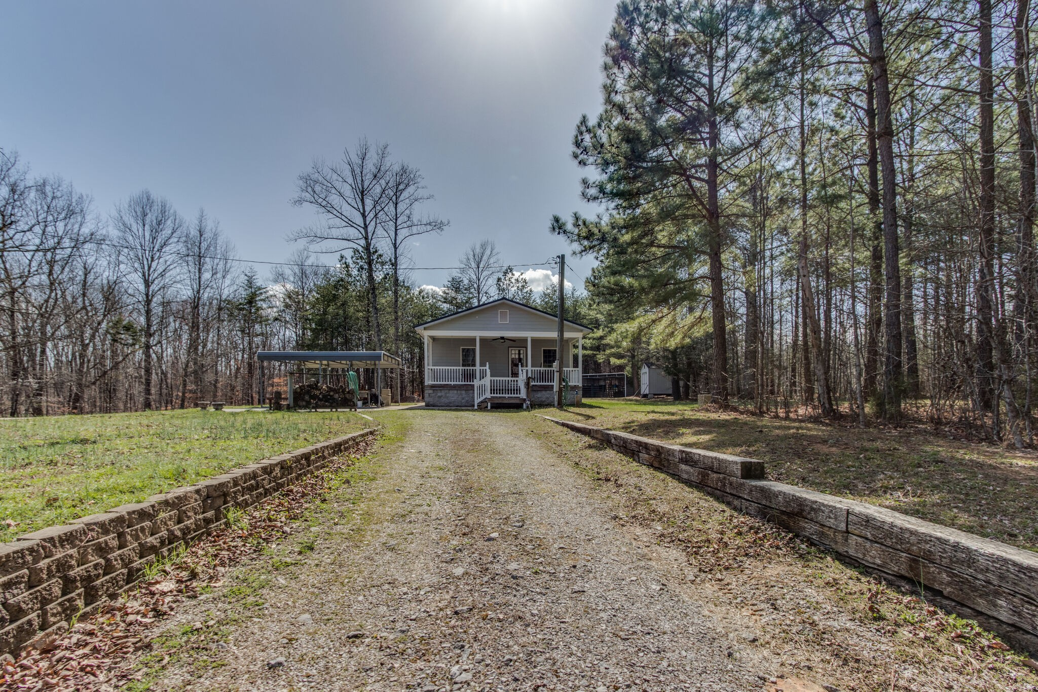 210 Double Check Ln Property Photo - Belvidere, TN real estate listing