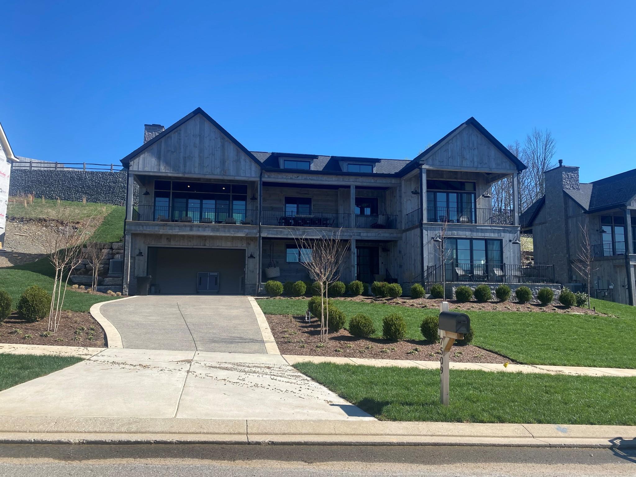 7509 Trident Ridge Rd Property Photo - College Grove, TN real estate listing