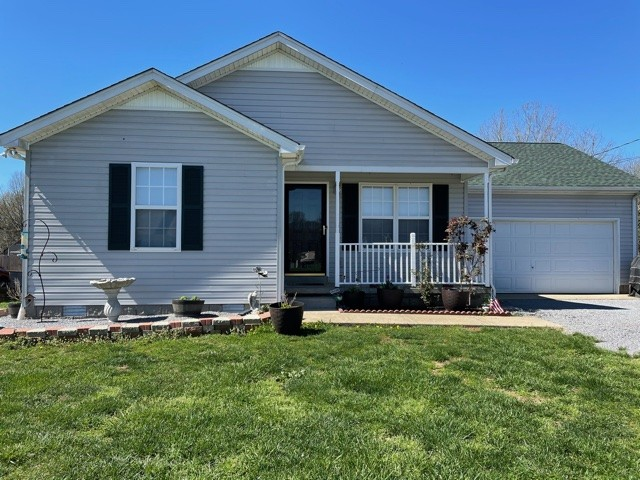 1219 Dellrose Dr Property Photo - Bell Buckle, TN real estate listing